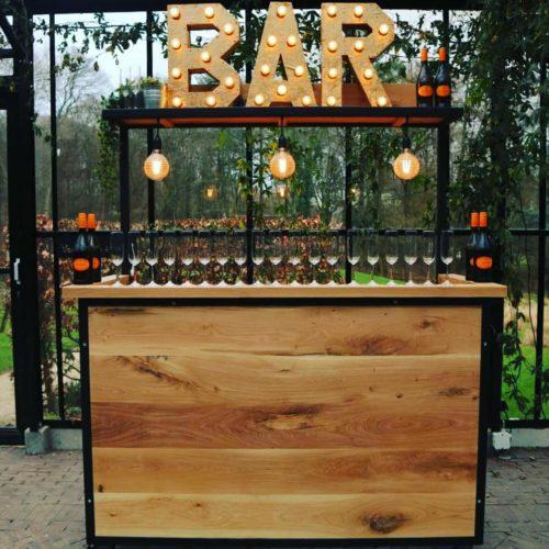 Industriële Bubbels Bar
