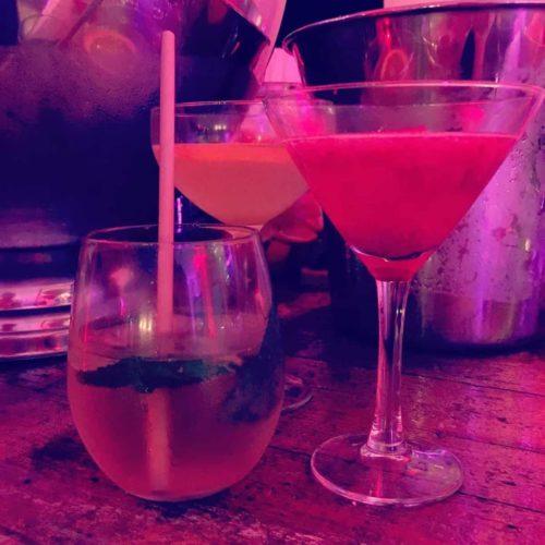 Cocktailbar op locatie met Cocktails-Mocktails