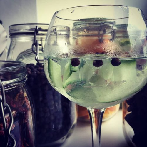 Gin Tonic Cocktails