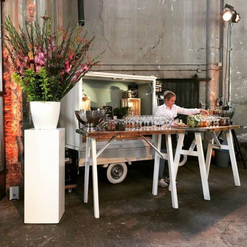 Piaggio - Complete Bar op jouw locatie
