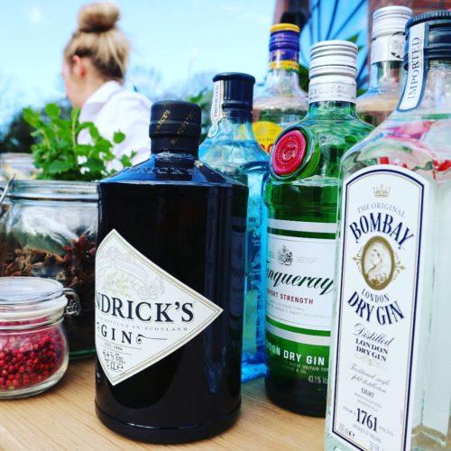Gin Tonic Cocktailbar op locatie