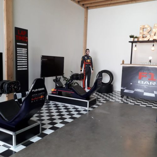 F1 Bar Totaalconcept