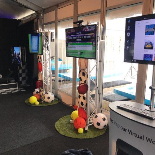VR - Oculus Rift - Demo en Kinect games