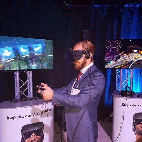 VR - Oculus Rift - OceanRift en Radial-G