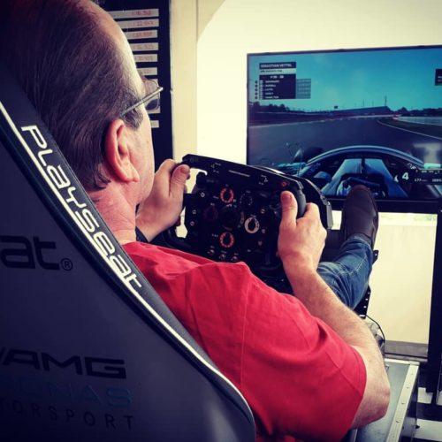 F1 Simulators op locatie