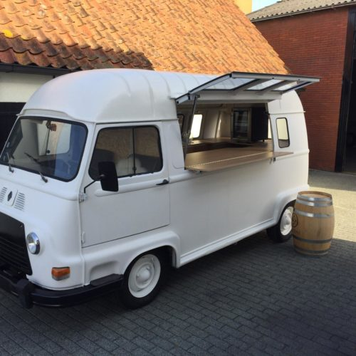 Renault Estafette Bar