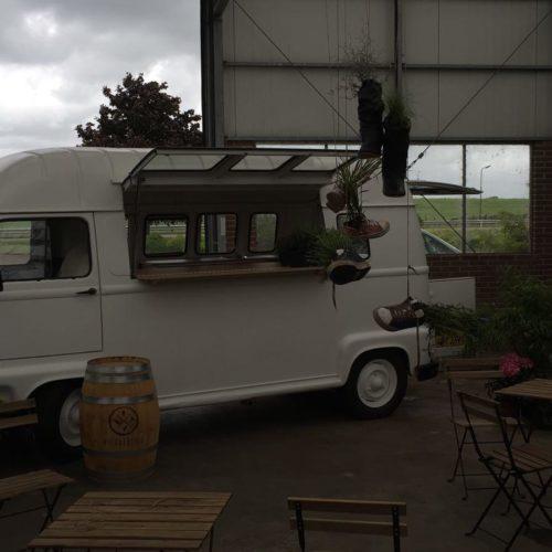 Renault Estafette - Mobiele Bar of Foodtruck op locatie