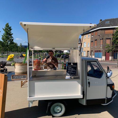 Piaggio Ape 50 - Bars & Cars