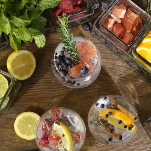 GT cocktails